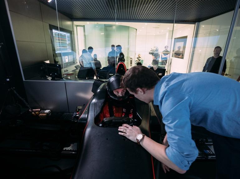 ESPORTS - McLaren Applied Technologies