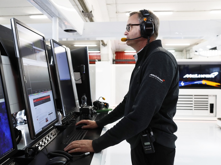 Every F1 team uses ATLAS to monitor their cars in real time
