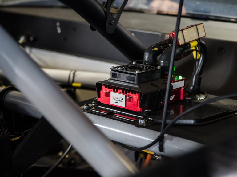 Relentlessly reliable; our NASCAR ECU has not failed on track in over three million miles of racing