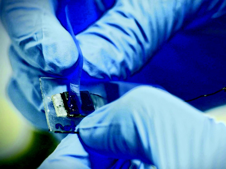 A product of leading graphene research with precision engineering