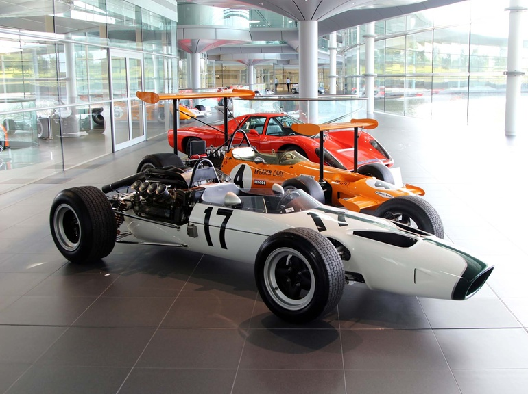 McLaren Applied Technologies is about much more than fast cars