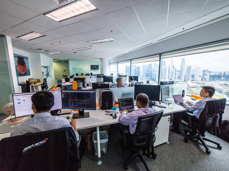 McLaren Applied is helping Singapore realise Smart Nation initiatives