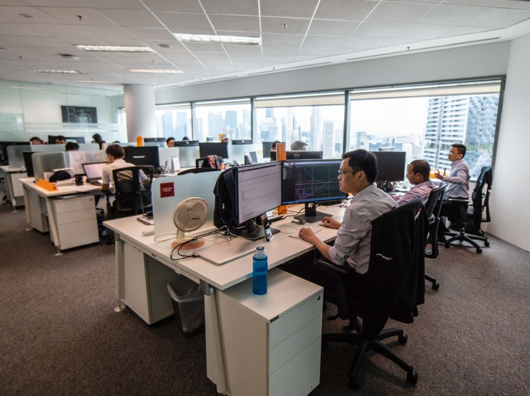 Our Singapore office is recruiting for Java & C# Engineers