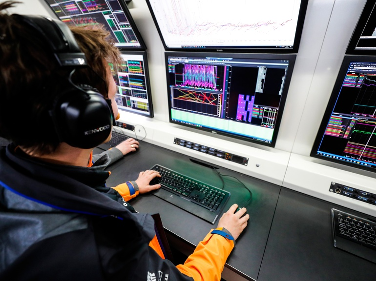 ATLAS 10 is F1's telemetry software of choice