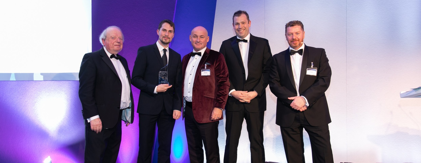 McLAREN APPLIED TECHNOLOGIES WINS TWO CATEGORIES AT TECHWORKS AWARDS