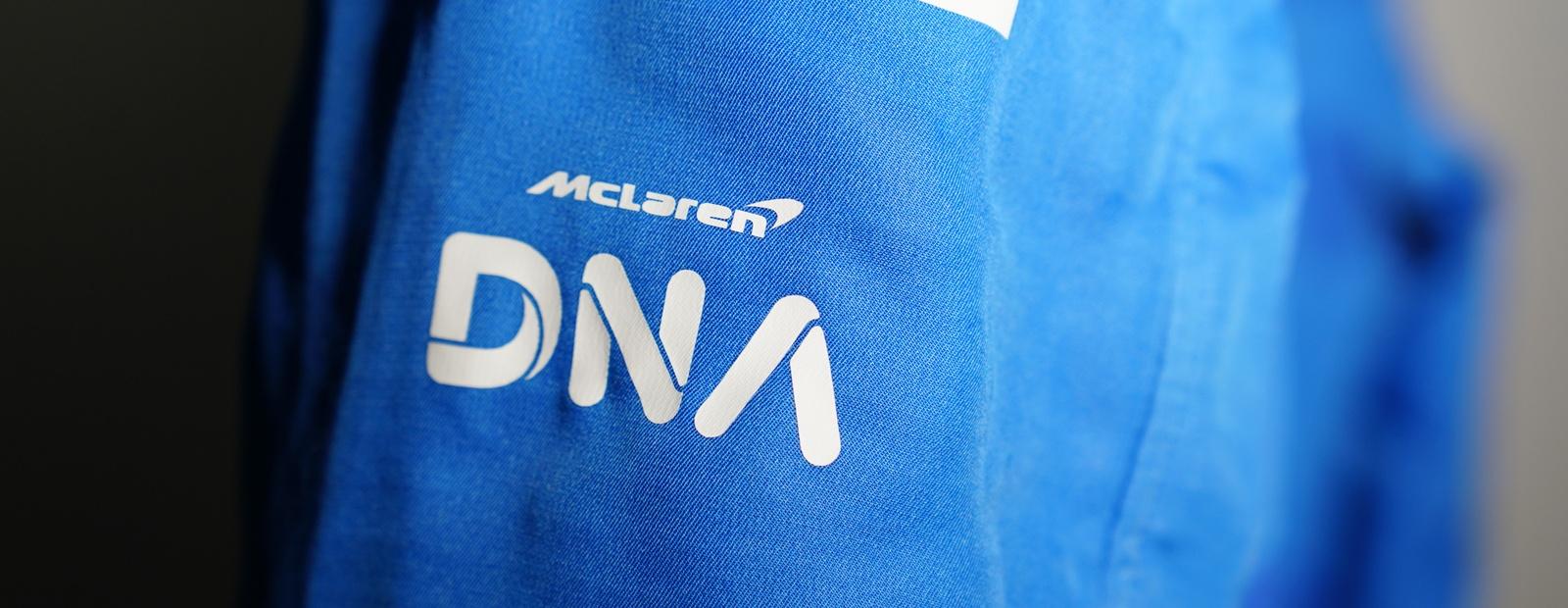 McLAREN DNA
