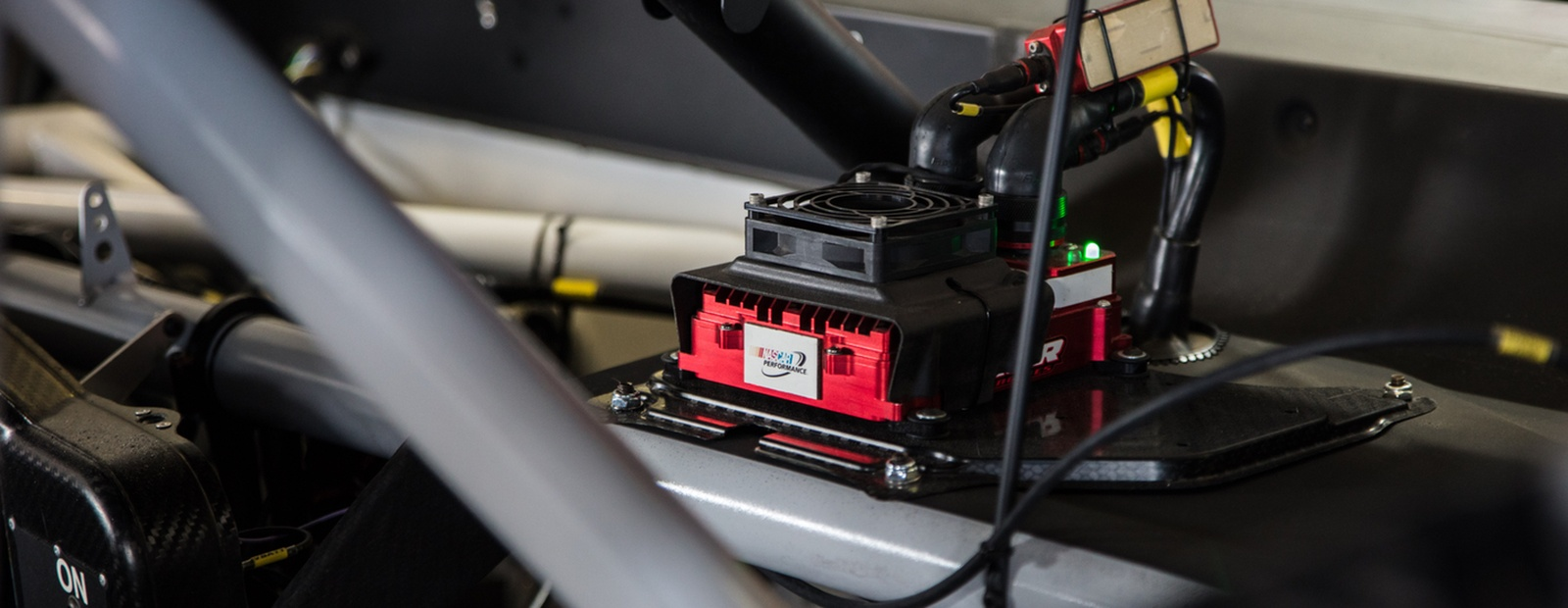 NASCAR ECU