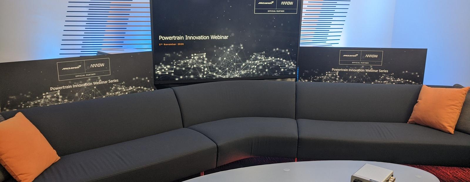 Powertrain Innovation Webinar 3 - Watch the recordings