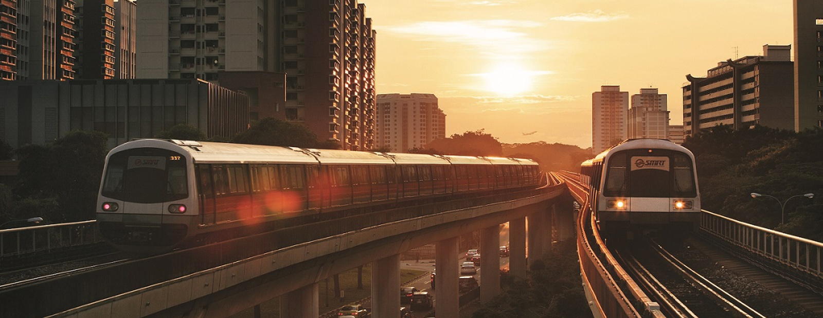 McLAREN APPLIED TECHNOLOGIES & SMRT COLLABORATE TO IMPROVE RAIL IN ASIA