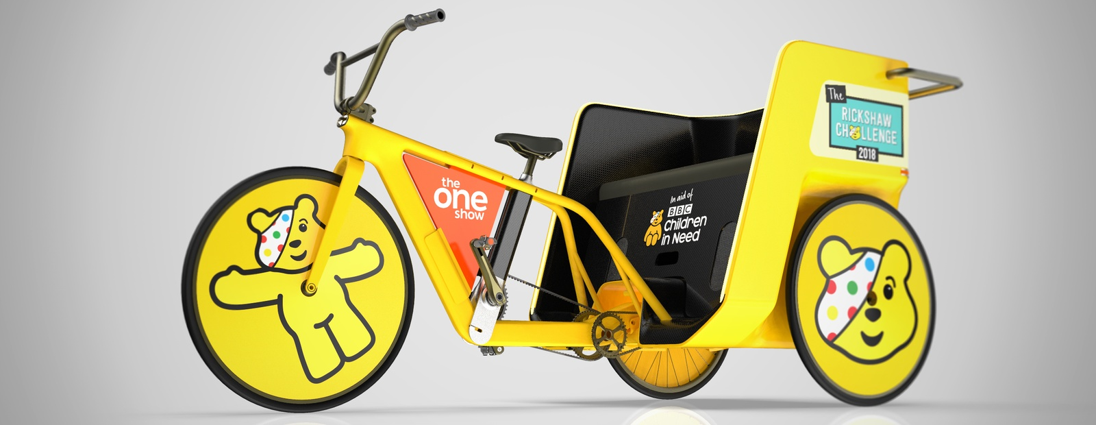 RICKSHAW REIMAGINED